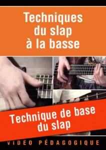 video basse slap Pascal mulot