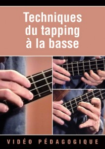 video basse bass tapping Pascal Mulot