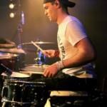 aurelien ouzoulias Equinox drummer Inophis