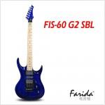 Inophis signature guitar Farida FIS-60