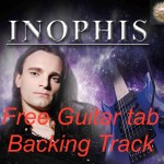 Inophis free tab backing track playback guitare tablature gratuite