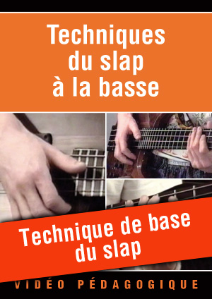 video basse slap Pascal mulot